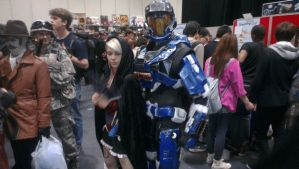 London MCM Expo 2013 Gif by Flyntendo