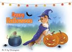 Chiwowy: 2. Halloween by AliceYung