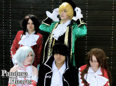 Pandora Hearts: My hat now... by Fadedhowl