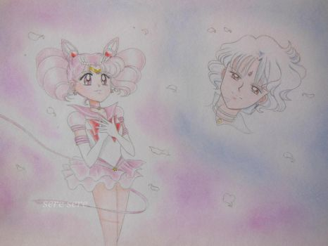 Distant Dreams - Chibi-Usa and Helios by seresere