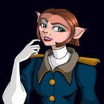 Captain Amelia by Mitternachtselbin