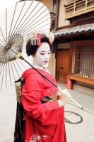 Maiko (Red) - 9 by rin-no-michiei