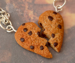 Cookie Best Friend Necklaces by DeliciousTrickery
