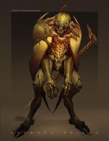 Substrata_Forest_Guardian by RaymondGriego