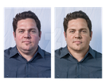 Photographic Before and After: RJ [Transparent] by DarkLight02