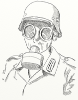 Gas mask by GoodOldRetro