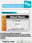 web design - Upload Images by ahjxhs8