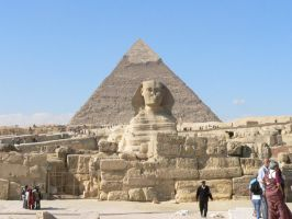the sphinx by Mysteriouspizza