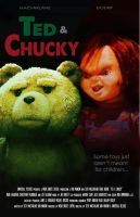 Ted and Chucky (Movie Montage) by Sugashane09