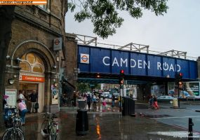 Camden Road by TPJerematic
