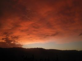 Red Sky 3 by Cippman
