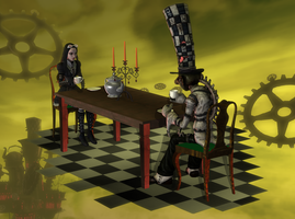 Madhatters Teaparty2 by tombraider4ever