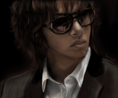 Heechul by mianhae