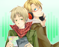 APH: BA Playlist by glaceau