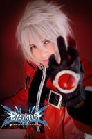 Ragna Coplay 3 by Zettai-Cosplay