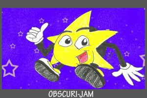 Obscurijam 2011: Ristar by BlackCarrot1129