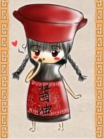 Soy Sauce~~~!! by Gotherika
