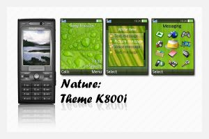 Nature for K800i by PhysicalMagic