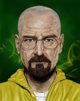 Walter White by Rapsag