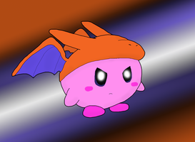 Charizard Kirby by Meowstic-45