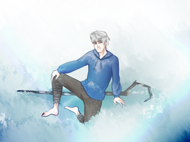 Jack Frost by PUETHAR