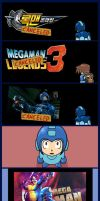One for Megaman by Camilo-sama