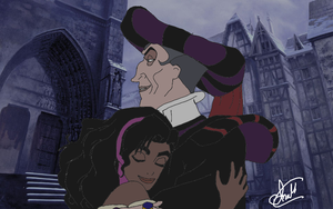 Frollo I love you by frolloesmeraldalove
