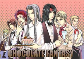 Welcome to Chocolate Fantasy by Harlequinn87