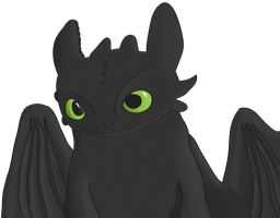 Toothless Collab by Aravius5