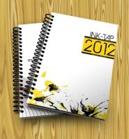 Ink-Tap Report Book by ELLWORK