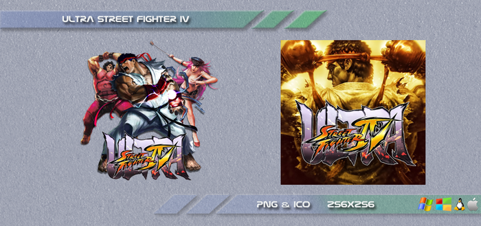 Ultra Street Fighter IV by Dohc-WP