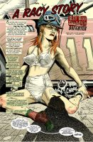 A RACY STORY w/Rat Rod Daddys Daughter in EPICS #1 by Bob-C-Hardin