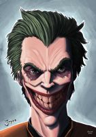 The Joker by devination