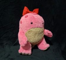 Pink quaggan calf by Koreena