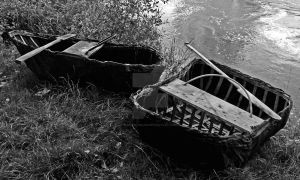 Coracles by Kevin-Welch