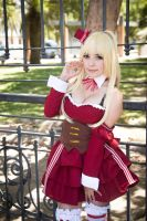 Chocolat cosplay  - Noucome by Lunckens
