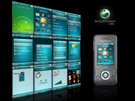 Sony Ericsson mobile by nikiptiki