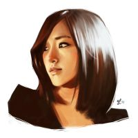 quick tiffany painting by toastified
