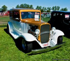 '32 Chevy Hot Rod by imonline