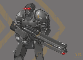 a new power armor by nobody00000000