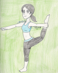WiiFit Trainer by SwiftNinja91