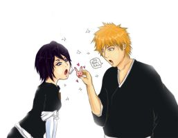 IchiRuki - Chappy Candy by OrthopedicUnderwear