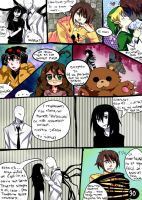 Creepy Love 2 - 30 by Danny-chama