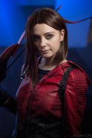 Thea Queen Speedy The Arrow by AlienOrihara