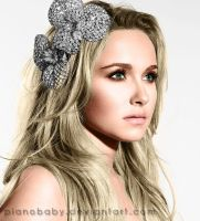 Hayden Panettiere by PianoBaby