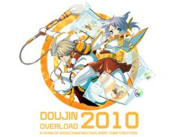 DO2010 mascot by supercynic