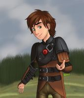 Hiccup by SophiaBrielle