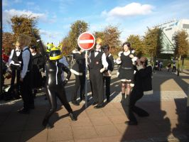 Dance, Celty, Dance. by HelloMoonPhotography