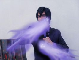 Hibari Kyoya Cosplay by Eltheon