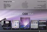 Leopard OSX plus by FlamEmo